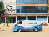 Ambulance Service is added at Cardio Care